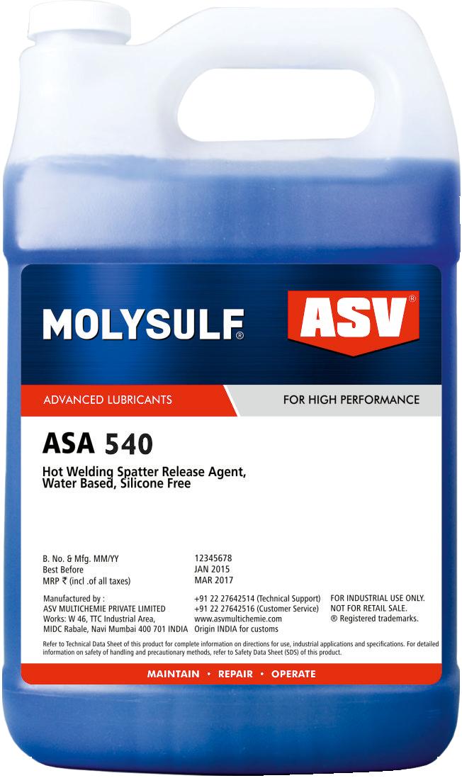 ASA 540